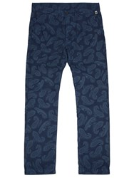 Pretty Green Foxley Chino Navy