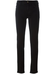 7 For All Mankind 'The Slim Roxanne' Jeans Black