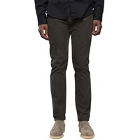 Gant Rugger Black Grey Corduroy Trousers