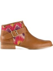 Mellow Yellow 'Papache' Ankle Boots
