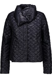 Duvetica Anfinolea Quilted Shell Down Coat Midnight Blue