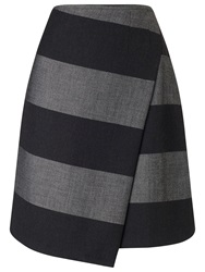 Phase Eight Jennie Skirt Charcoal Silver