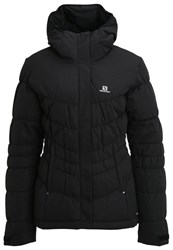 Salomon Stormpulse Ski Jacket Black