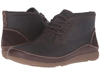 Chaco Montrose Chukka Java Men's Lace Up Boots Brown