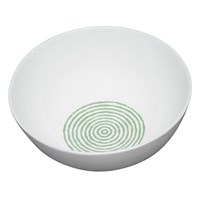 Alessi Acquerello Salad Bowl 24.5Cm