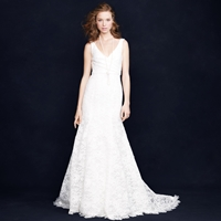 J.Crew Sara Lace Gown