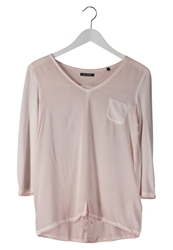 Marc O'polo Long Sleeved Top Pink