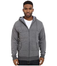 Matix Clothing Company Asher Modern Fleece Heather Grey Men's Fleece Gray