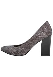 S.Oliver Classic Heels Taupe Black