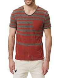 Buffalo David Bitton Cannon Kaburn Printed Tee
