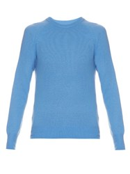 Equipment Sloane Cashmere Sweater Blue