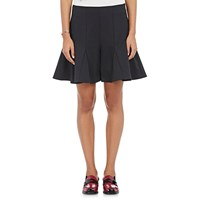 Opening Ceremony Tina Penn Flared Shorts Black