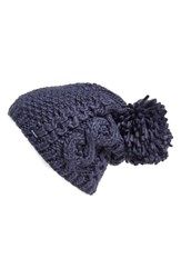 Burton Women's Katie Joe Beanie Blue Mood Indigo