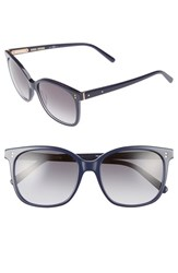Bobbi Brown Women's The Whitner 54Mm Sunglasses Blue