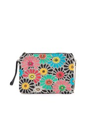 Lavand Small Flower Print Handbag