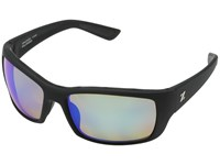Zeal Optics Tracker Tactical Black W Polarized Bluebird Ht Lens Sport Sunglasses