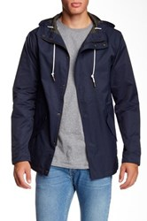 Barney Cools Anorak Tech Blue
