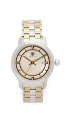 Tory Burch Tory Watch Gold Silver