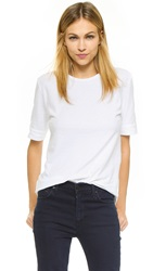 Mih Jeans Boys Tee White