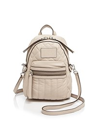Marc By Marc Jacobs Domo Biker Quilted Mini Backpack Crossbody
