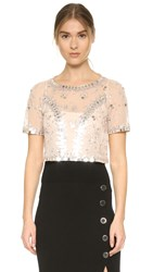 Temperley London Klementina Top Nude