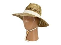 Columbia Wrangle Mountain Hat Straw Natural Traditional Hats Multi