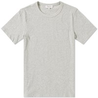 Ymc Wild Ones Pocket Tee Grey