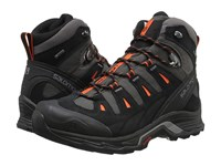 Salomon Quest Prime Gtx Autobahn Black Tomato Red Men's Shoes
