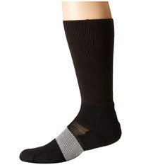 Thorlos Cleated Sports Over Calf Single Pair Varsity Black Crew Cut Socks Shoes