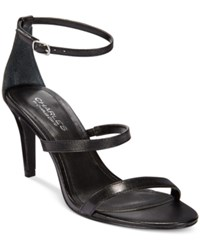 Charles By Charles David Zion Strappy Dress Sandals Women's Shoes Black