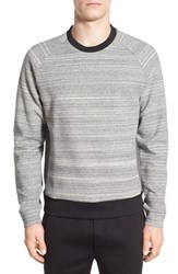 Men's Kenneth Cole New York Heathered Crewneck Sweater