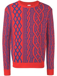 Opening Ceremony Jumper Red