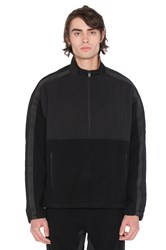 Yeezy Fleece Pullover Black