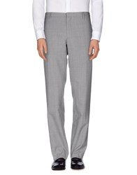 Bill Tornade Billtornade Trousers Casual Trousers Men Light Grey