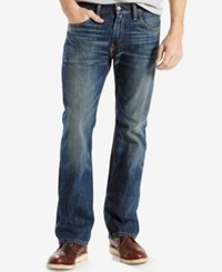 Levi's Men's 527 Slim Bootcut Fit Jeans Besides Blues