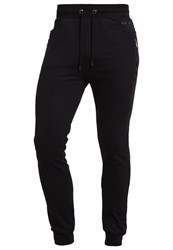 Karl Lagerfeld Tracksuit Bottoms Black