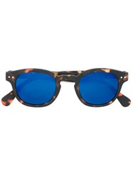 See Concept ' C' Sunglasses Brown