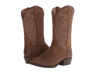 Ariat Bandera Diesel Chocolate Cowboy Boots Brown