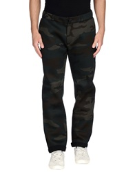 Hydrogen Casual Pants Green