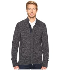 Nautica 5 Gauge Fleece Sweater True Navy Men's Sweater