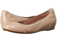 Rockport Total Motion Crescent Ballet Summer Nude Pearl Women's Wedge Shoes Neutral
