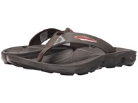 Columbia Techsun Vent Fishflip Pfg Mud Rainbow Trout Men's Toe Open Shoes Olive
