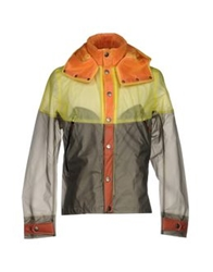 Diadora Heritage Jackets Yellow
