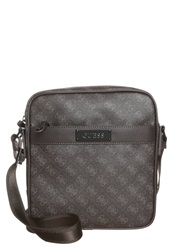 Guess Across Body Bag Brown