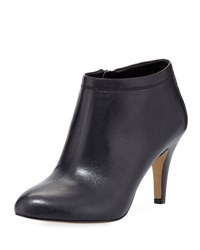 Vince Camuto Vessa Leather Bootie Black