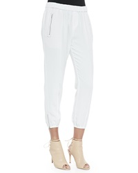 Joie Charlet Pull On Tapered Track Pants