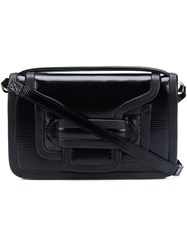 Pierre Hardy 'Alpha' Crossbody Bag Black