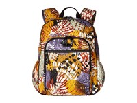 Vera Bradley Campus Tech Backpack Painted Feathers Backpack Bags Multi