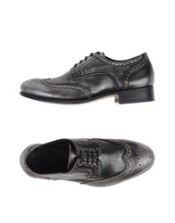 N.D.C. Made By Hand Footwear Lace Up Shoes Women Lead