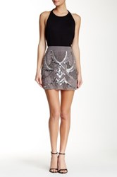 Religion Spectrum Skirt Gray